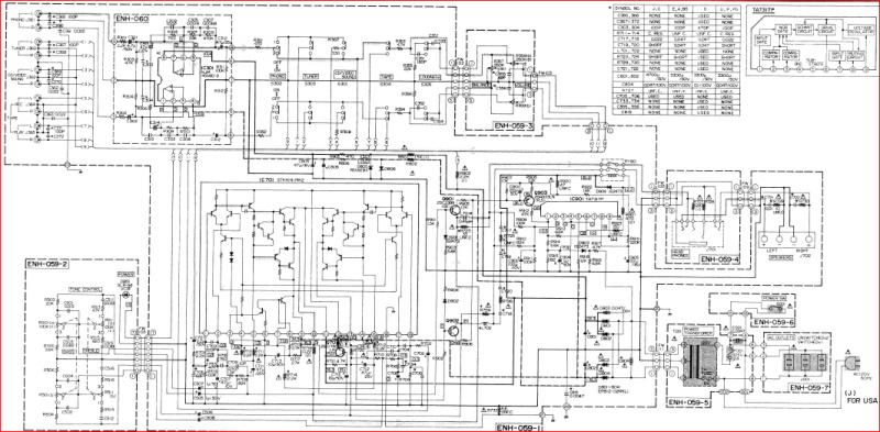Audio Verstärker JVC A-GX1